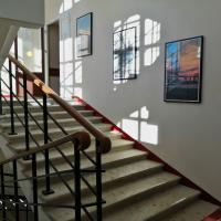 КВД 1 Лестница