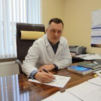 Глав врач КВД 1 Щёголев Виталий Владимирович